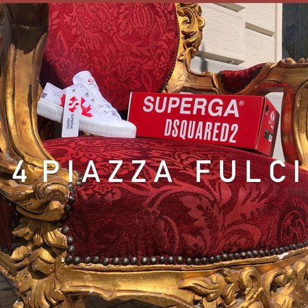 #sneakers #streetstyle #luxury #superga #dsquared2 #colloboration #messina #fashion #sicily #fashionstyle #4piazzafulci